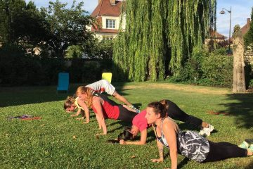 Photo Street Workout - planche haute
